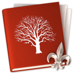macfamilytrree genealogy software logo
