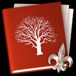 macfamilytrree genealogy software logo